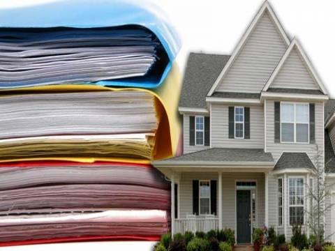 Ev alırken tapuda istenen belgeler nelerdir?