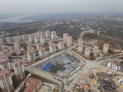 TOKİ'den Kayaşehir'e 448 orta gelir grubu konutu!
