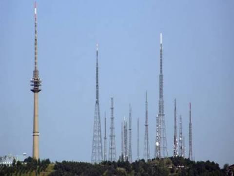 Küçük Çamlıca TV - Radyo Kulesi inşaatı ihalesi!