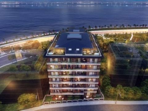 Marin Pendik'te 950 bin TL'den başlayan fiyatlarla!Yeni Proje!