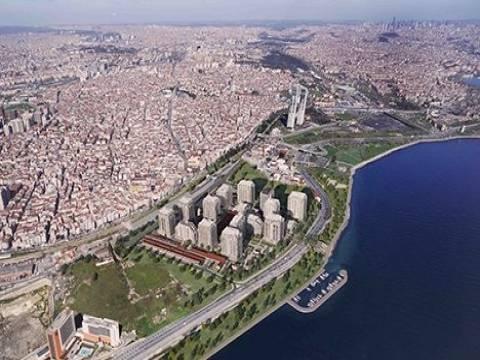 Büyükyalı İstanbul ''Yeni Bir Deniz Semti'' olarak Kazlıçeşme'de yükselecek!