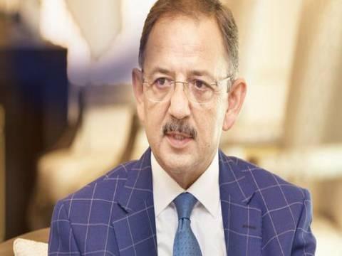 Mehmet Özhaseki: Mülkiyet, imar ve iskan sorunları çözümlenecek!