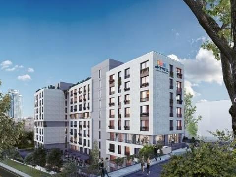 Antwell Life Care Residence'ta metrekaresi 10 bin TL'den başlıyor!