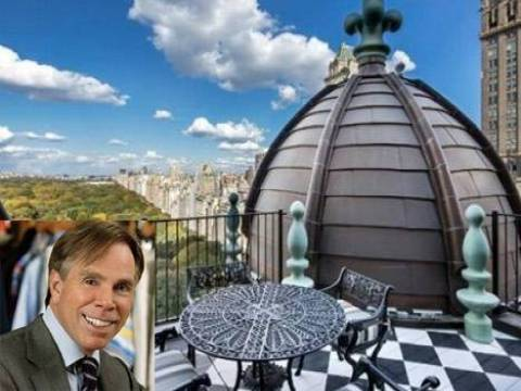Tommy Hilfiger, Manhattan adasındaki malikanesini satışa çıkardı!