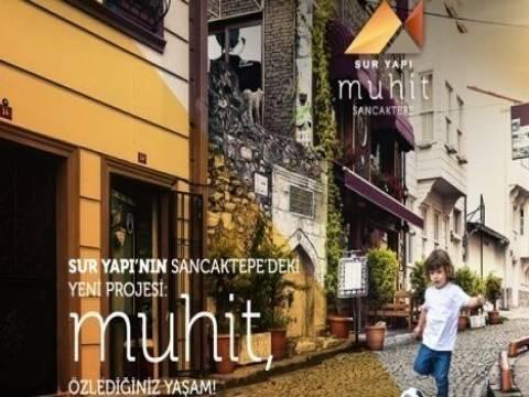 Suryapı Muhit Sancaktepe'de taksitli ödeme fırsatı!