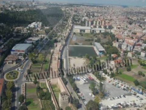 TOKİ'nin Zeytinburnu sahilindeki arazisi için turizm ve ticaret izni çıktı!