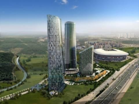 Skyland İstanbul Teras Evler!