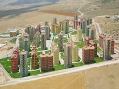 TOKİ Mimarsinan Kayseri alt gelir kura sonuç listesi!