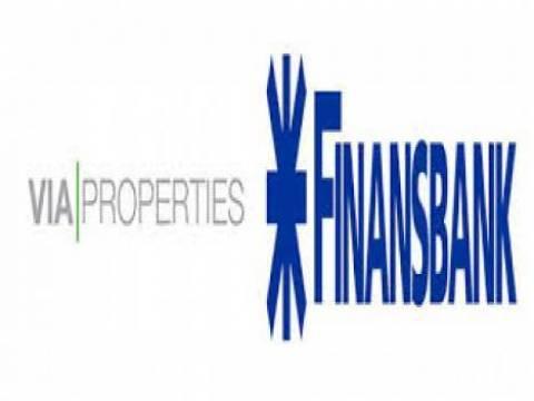 Via Properties ile Finansbank proje finansman anlaşması imza töreni ertelendi!