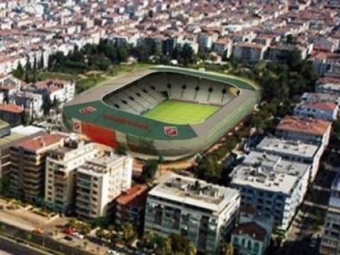 Karşıyaka Stadı ihalesi iptal edildi!