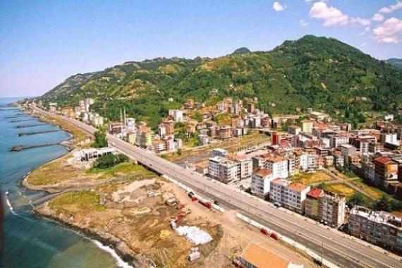 Trabzon Çarşıbaşı'nda icradan satılık 4 gayrimenkul! 4 milyon TL'ye!