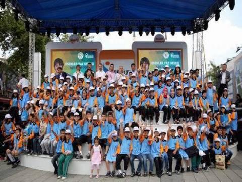 Esenler Belediyesi Yaz Okulu hizmete açıldı!