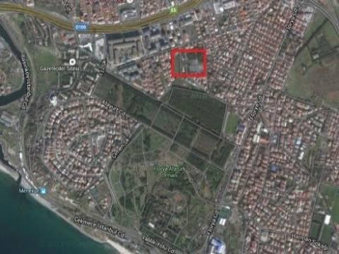 Florya'da askeri arazinin imar planı değişikliği için iptal kararı!