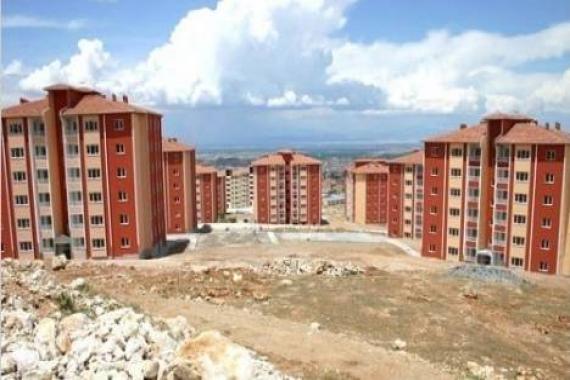 TOKİ Malatya Arapgir'de 161 konut inşa edecek!