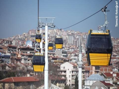 Ankara Siteler-Karapürçek teleferik hattına durdurma kararı!
