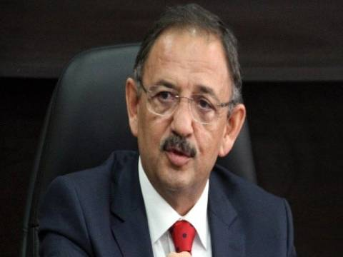 Mehmet Özhaseki: Kentsel dönüşüm baştan kurgulanacak!