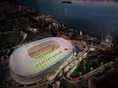 Vodafone Arena Ekim 2015'te açılacak!