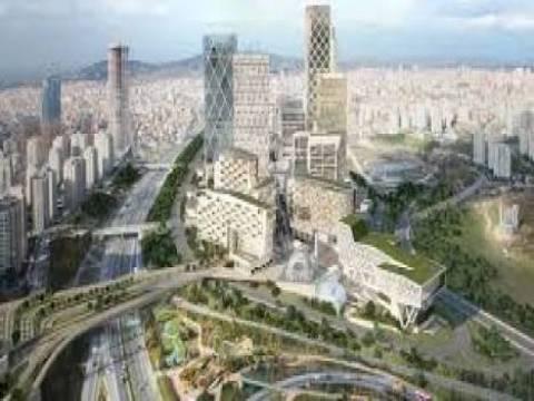 TOKİ, İstanbul Finans Merkezi'nde BDDK'nın hizmet binasını inşa edecek!