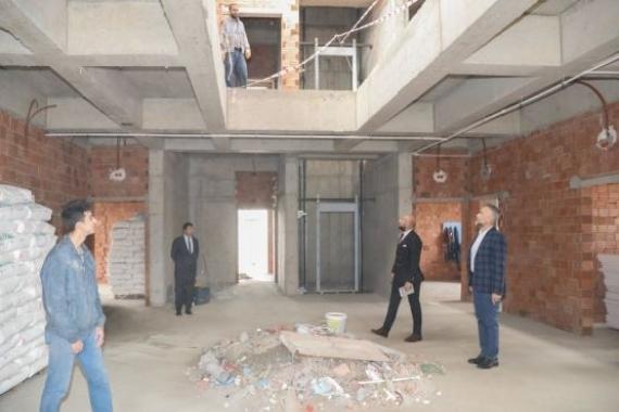 Çekmeköy Mimar Sinan Aile Sağlığı Merkezi inşaatı ne durumda?