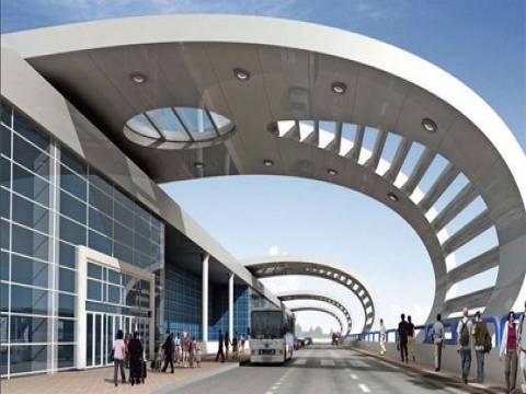 Çukurova Bölgesel Havalimanı'nın inşaat çalışmaları sürüyor!