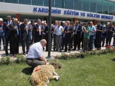 KARDEMİR Eğitim ve Kültür Merkezi hizmete açıldı!