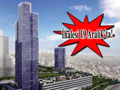 Nidakule Ataşehir'de 21 dükkan satışa sunuluyor!