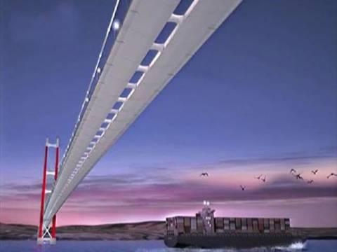 1915 Çanakkale Köprüsü'nden bugün geçilse 70 TL!