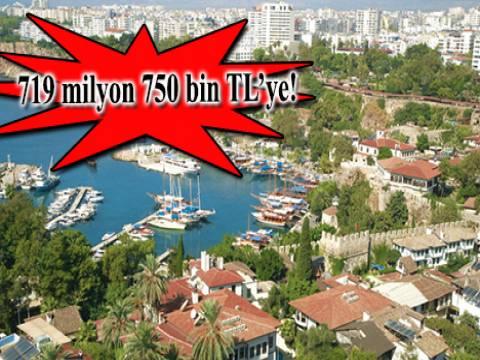 Antalya Aksu'da icradan 2 otel satılıyor!