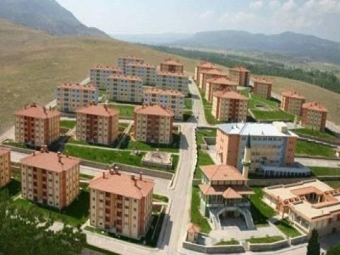 TOKİ Ağrı Merkez 1.168 konut projesinde onarım ihalesi 25 Ağustos'ta!