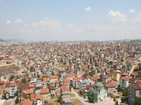 Kocaeli Çayırova'da Şekerpınar Mahallesi'nde riskli alan kararı!