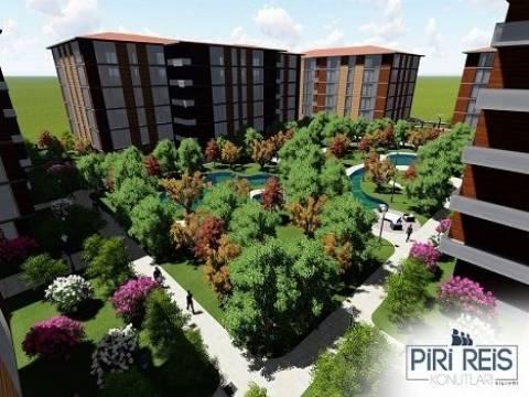 Silivri Piri Reis Konutları'nda 243 bin TL'ye! Yeni proje!