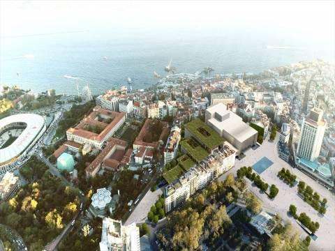 Yeni Atatürk Kültür Merkezi nasıl olacak?