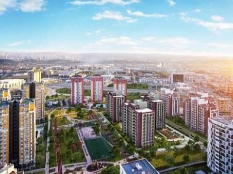 Queen Park Ankara Urankent'in en seçkin projelerinden biri olarak yükseliyor!
