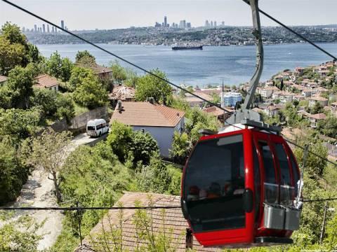 Beykoz Sultaniye Parkı ve Karlıtepe arasına teleferik yapılacak!