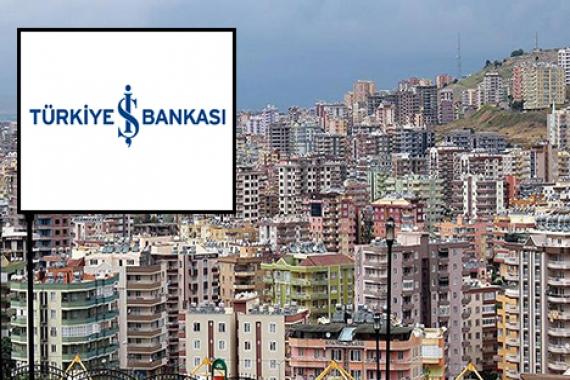 İş Bankası da konut faizlerini yüzde 0,98'e indirdi!