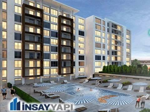 Ondörtüç Pendik projesi İnsay Yapı imzasıyla yükseliyor!