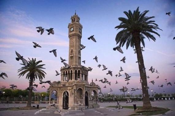 İzmir'deki tarihi Saat Kulesi yenilenecek!