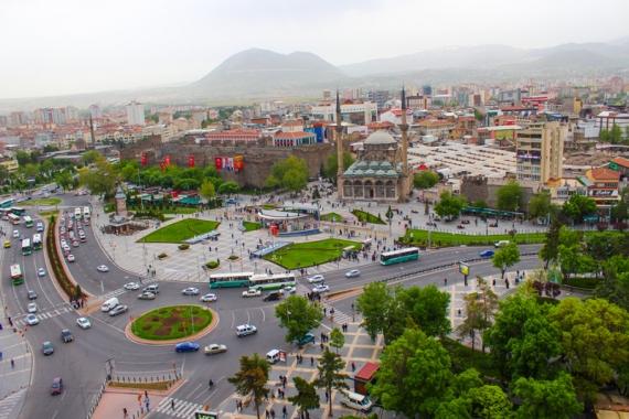 Kayseri Büyükşehir'den satılık 31 arsa! 91.3 milyon TL'ye!