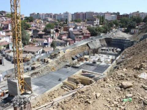 Gaziosmanpaşa'da kentsel dönüşüm çalışmaları sürüyor!