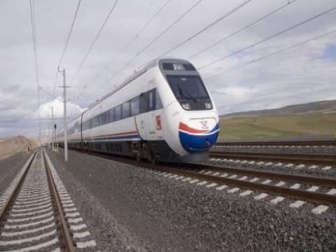 Bursa yüksek hızlı tren projesinde çalışmalar devam ediyor!