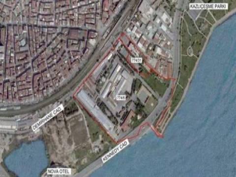 Emlak Konut GYO'nun Zeytinburnu Kazlıçeşme arsası satıldı!