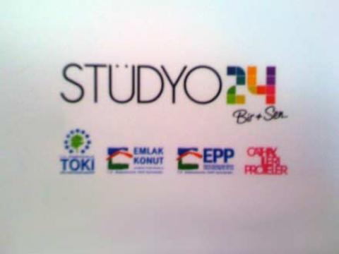 Ispartakule Stüdyo 24 projesi 16 Mayıs'ta resmen satışta!
