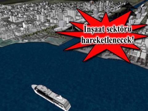 Kanal İstanbul iki ay içinde ihaleye çıkıyor!