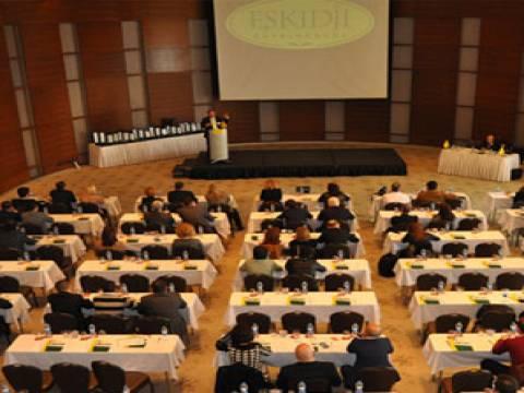 Eskidji, 2014'ün en başarılı ofislerini ödüllendirdi!