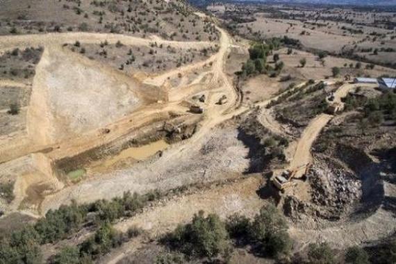 Manisa Kula'ya 6'ncı baraj yapılıyor!