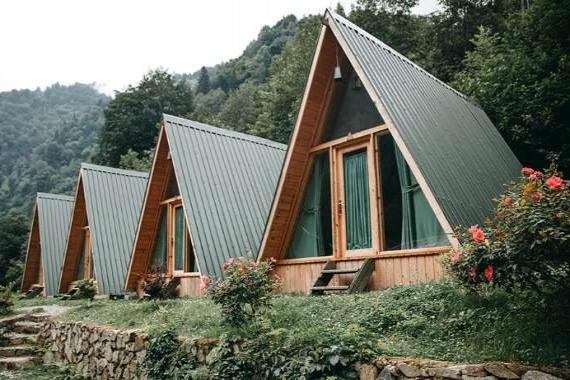 Doğal sit alanlarına bungalov yasağı!