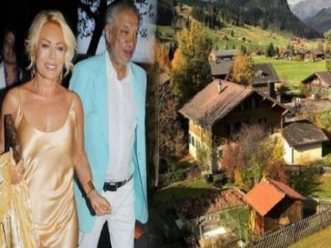 Semiramis Pekkan dağ evi aldı! 4 milyon dolara!