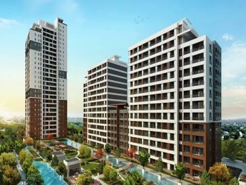 Başakşehir Tual Bahçekent Evleri'nin yüzde 30'u satıldı!