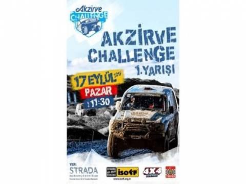 Off Road yarışması Akzirve sponsorluğunda yapılacak!