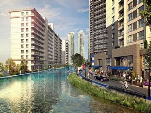 Sinpaş Marina Ankara'da ev aldıran ödeme planı!